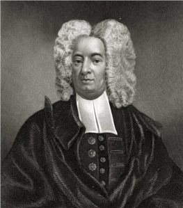 Portrait of Cotton Mather Courtesy of Wickimedia